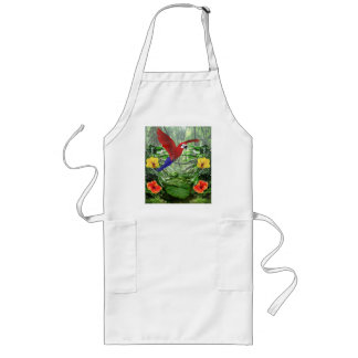 Tropical Rain Forest Long Apron