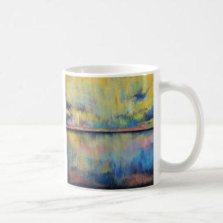Tropical Rain Classic White Coffee Mug