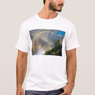 Tropical Rainbow Painting T-shirt