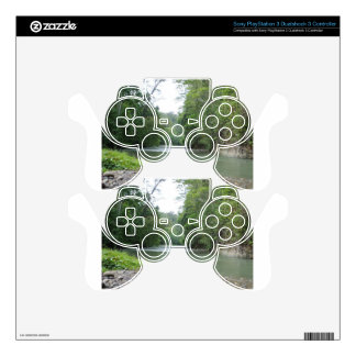 Tropical Rainforest and River Skin For PS3 Controller