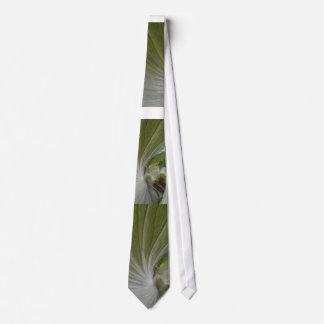 Tropical Rainforest Elkhorn Art Design Neck Tie