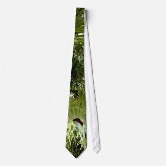 Tropical Rainforest & Elkhorn Necktie