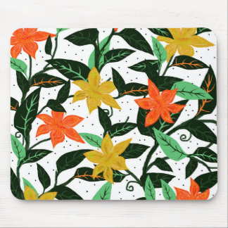 Tropical Rainforest Mouse Pad