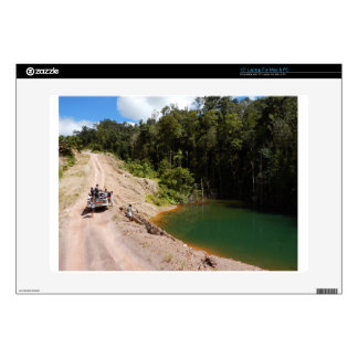 Tropical Rainforest of Tambrauw Moutains Skins For Laptops