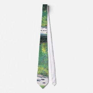 Tropical Rainforest Tie