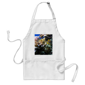 Tropical Reef 2 Adult Apron
