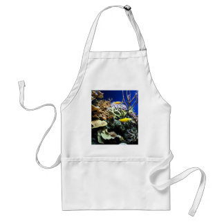 Tropical Reef 3 Adult Apron