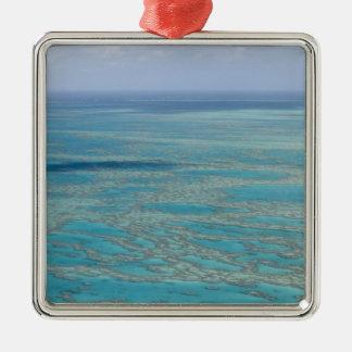 Tropical reef, Great Barrier Reef, Queensland, Metal Ornament