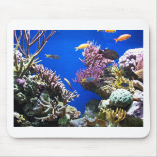 Tropical Reef Mouse Pad