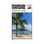 Tropical Relaxation Postage Stamps
