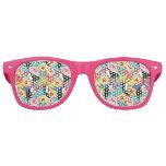 Tropical Retro Sunglasses