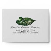 Tropical Romance / Envelope
