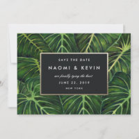 Tropical Romance / Save the Date