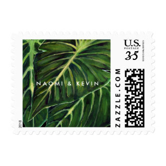 Tropical Romance / Stamp