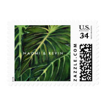 Tropical Romance / Stamp