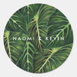 Tropical Romance / Sticker