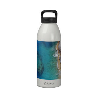 Tropical Rugged Coral Reef Drinking Bottles