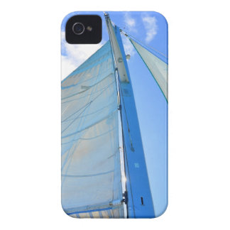 Tropical Sailboat iPhone 4 Cases