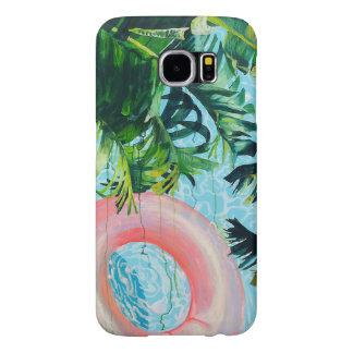 Tropical Samsung S6 Cellphone Case