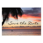 Tropical Save the Date Announcement