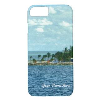 Tropical Scene iPhone 7 Case