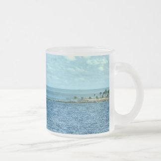 Tropical Scene Coffee Mug