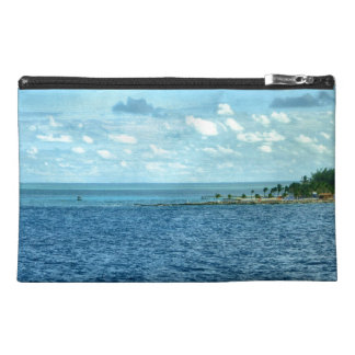 Tropical Scene Travel Accessory Bags