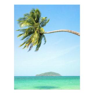 Tropical Scenery Flyer