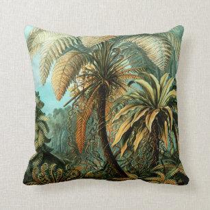Palm Tree Decorative Throw Pillows Zazzle