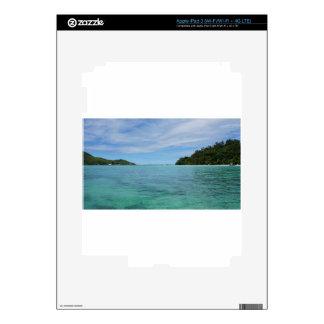 tropical sea skins for iPad 3