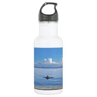 tropical sea water bottle