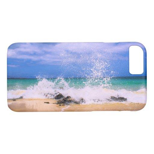 Tropical Sea Wave Splash iPhone 8/7 Case