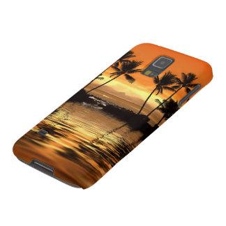 Tropical Seascape Samsung Galaxy S5 Case