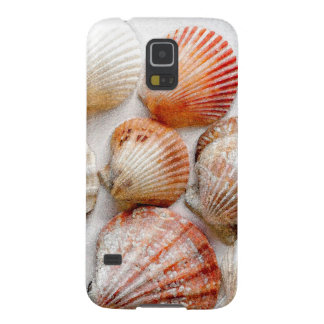Tropical Seashell Art Cases For Galaxy S5
