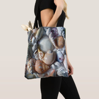 Tropical Seashells Photography Shoulder Bag