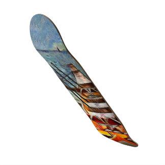Tropical Series Skateboard