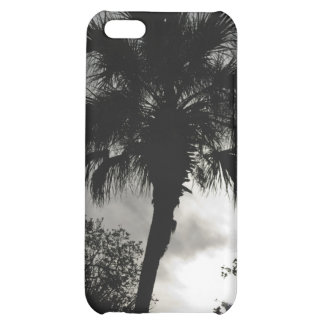 Tropical Silhouette Case For iPhone 5C