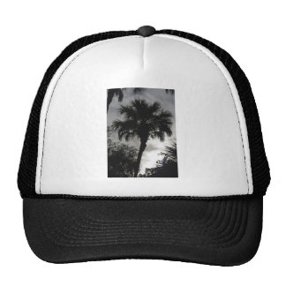 Tropical Silhouette Trucker Hat