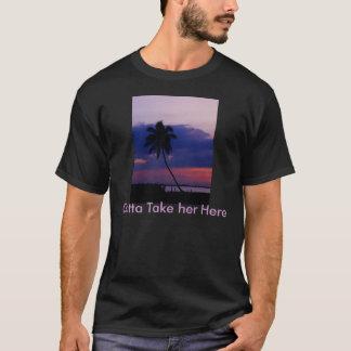 Tropical Sky T-Shirt