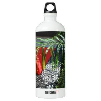 Tropical Spa Seating, Calm Zen Relax Aluminum Water Bottle