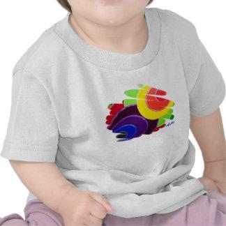 Tropical Spirals Infant T-Shirt