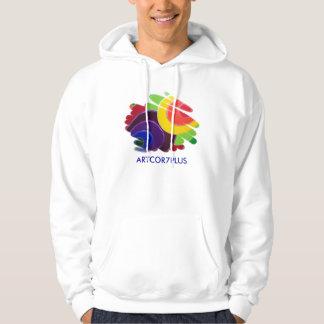 Tropical Spirals Men Light Hoodie Sweatshirt