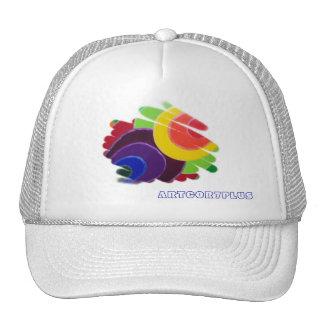 Tropical Spirals Zest Cap Trucker Hat