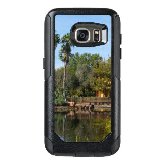 Tropical Springs Paradise OtterBox Samsung Galaxy S7 Case