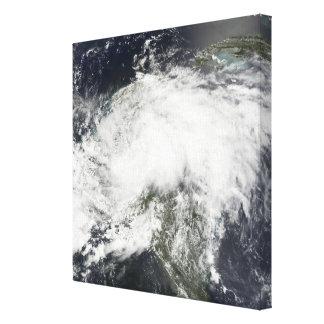 Tropical Storm Arthur Canvas Print