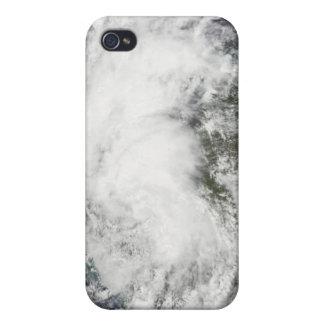 Tropical Storm Arthur iPhone 4 Case