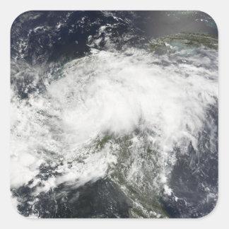 Tropical Storm Arthur Square Sticker