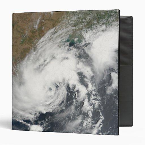 Tropical Storm Bijli 3 Ring Binders