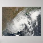 Tropical Storm Bijli Poster