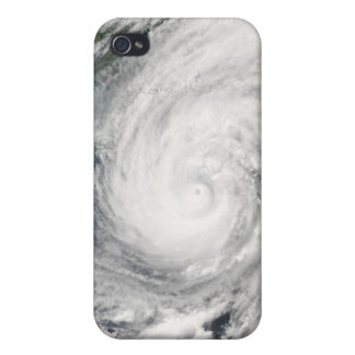 Tropical Storm Chanchu iPhone 4 Cover